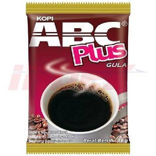 ABC Kopi Plus Gula 10*18g