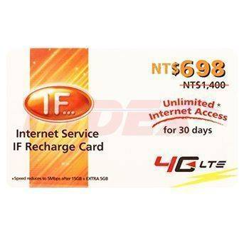 IF 4G Internet Unlimited 698NT