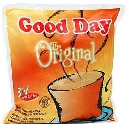 GOOD DAY 3 in 1 Original Coffee 50*20g