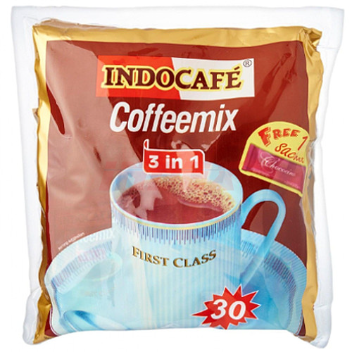 INDOCAFE Coffee Mix 3in1 30*20g