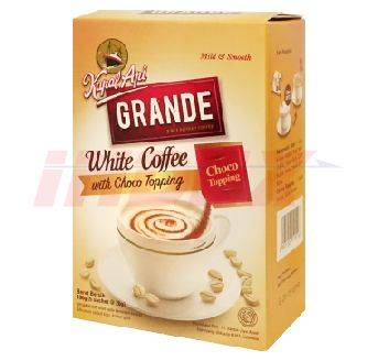 Kapal Api Grande White Coffee Topping 5*20g