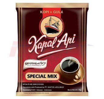KAPAL API Special Mix 2 in 1 10*25g
