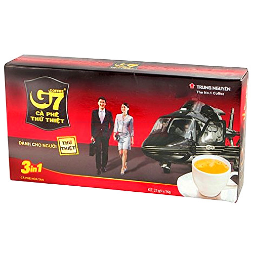 G7 Coffee 3 in 1 21*16g