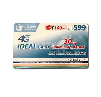 IDR Unlimited Internet 599