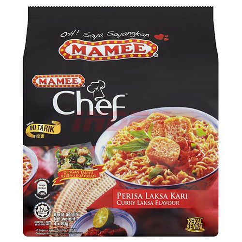 MAMEE Curry Laksa Flavour